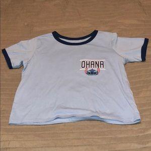 Disney Stitch Ohana T-Shirt
